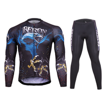 Eagle cycling jersey 2017 spring style bicycle ropa ciclismo hombre mtb bike sport cycling clothing long sleeve maillot ciclismo