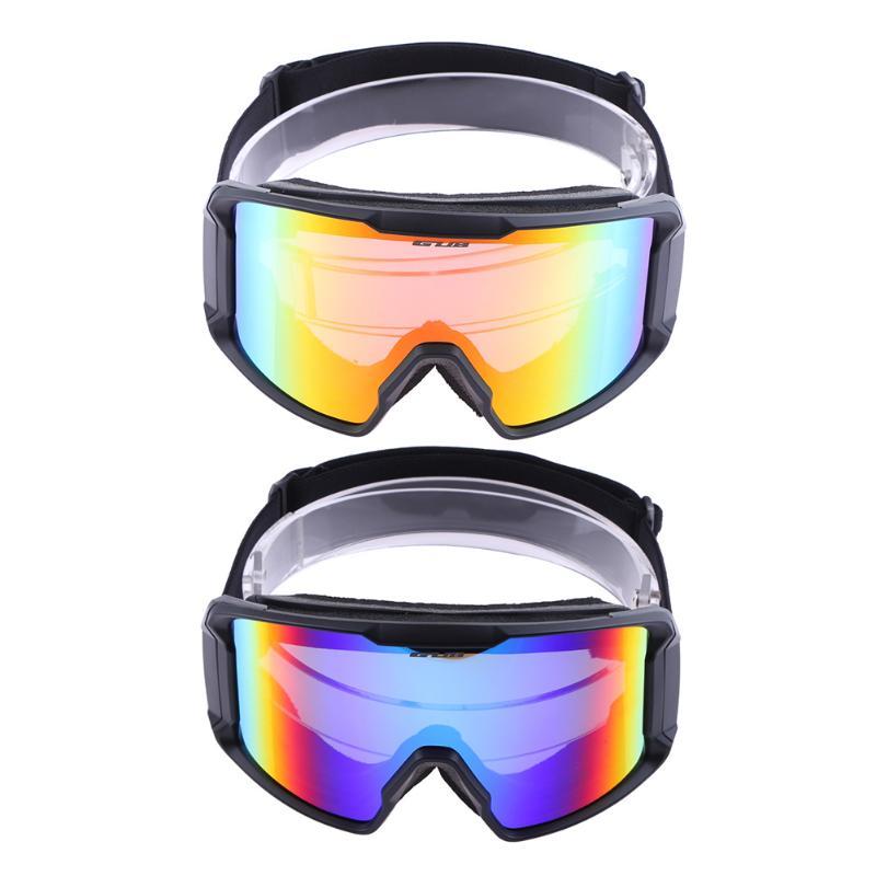 Unisex Outdoor Ski Glasses Snowboard Eyewear Anti-sand Windproof Goggles mask glasses men women Windproof Cycling Bike Eyewear