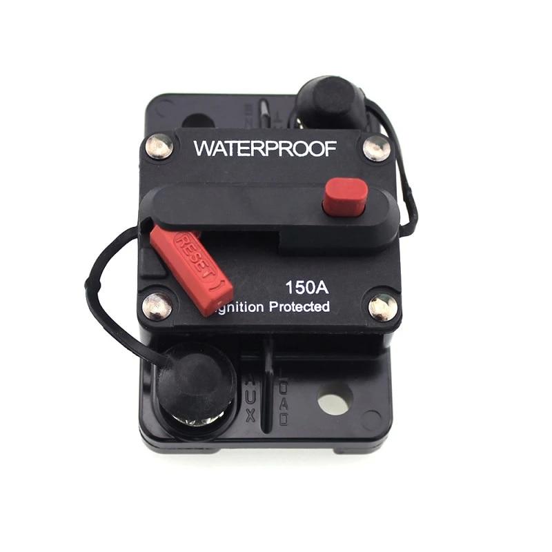 Manual-Reset PHOTO-TOP 15A Automotive ATC//ATO Circuit Breakers T3 10pcs
