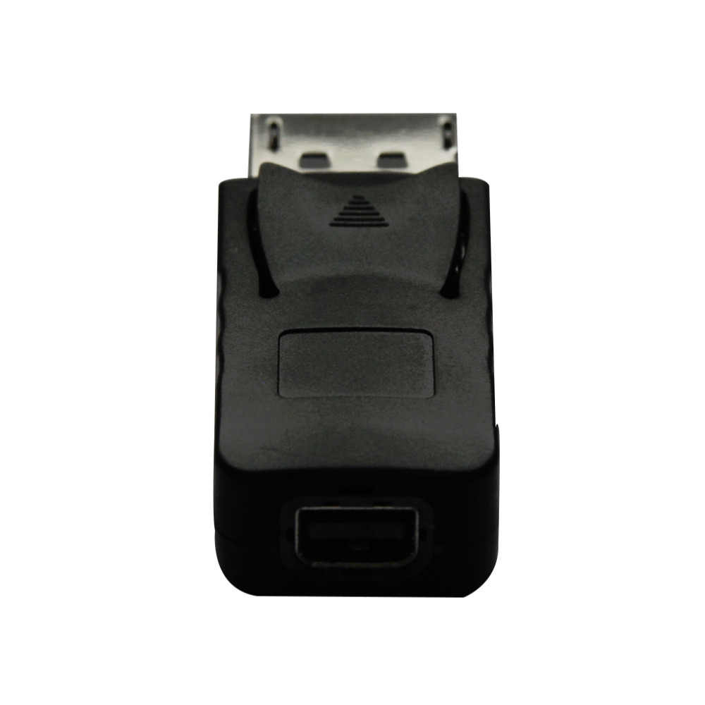 مصغرة موانئ دبي Displayport الذكور إلى DisplayPort الإناث موانئ دبي الإناث محول محول Wholelsae