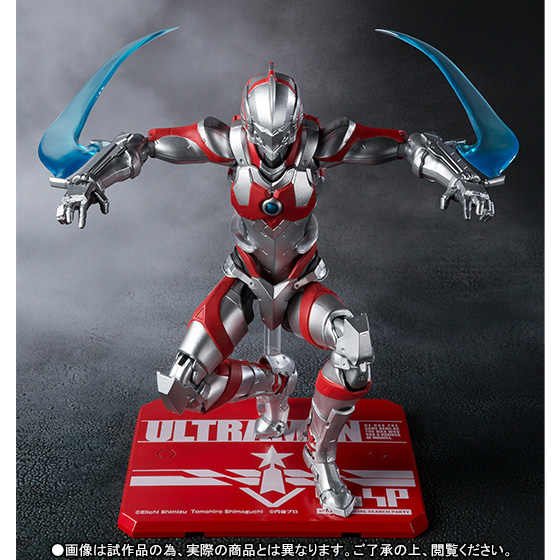 Anime Ultraman Speciale Ver BJD Collection Action Figure Model Speelgoed