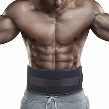 Weight Lifting Wide Double Weightlifting Gym Belt Crossfit Musculation Training Bodybuilding Exercise Fitness Dip Belt