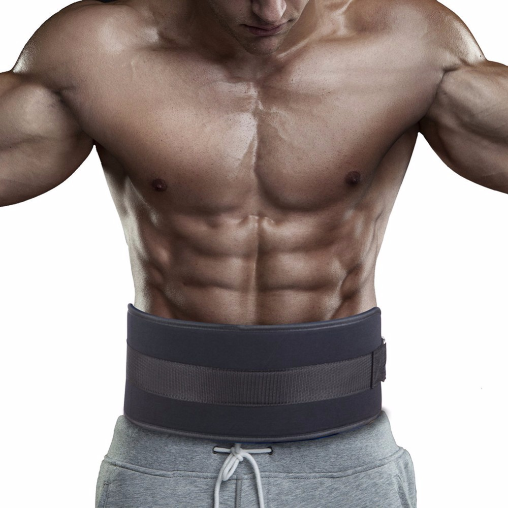 Weight Lifting Wide Double Weightlifting Gym Belt Crossfit Musculation Training font b Bodybuilding b font Exercise