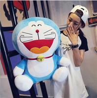 WYZHY Plush toy jingle cat doll anime sofa bedroom decoration send friends and children gifts 70CM