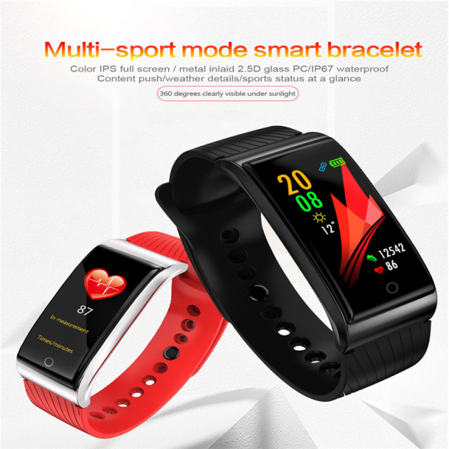 Smart Swim Watch Blood Pressure Heart Rate Monitor App Run For Apple Xiaomi Huawei PK Fenix 5/Fit 3 2