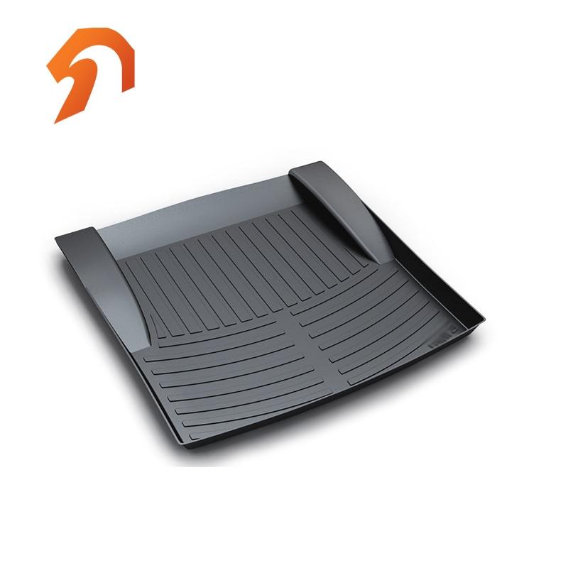 Tapis de sol en caoutchouc pour coffre arrière pour BMW série 3 F30 320i 325i 318i tapis de sol pour voiture
