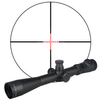 Hunting M1 3.5 10*40E Rifle Scope Red/Green Reticle Side Focus Rifle Scope Tactical Airsoft Scope gs1 0038