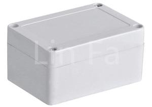 5 шт. электроники водонепроницаемый enclosure100 * 68*50 мм IP65 пластиковые электрические корпуса, защитная коробка