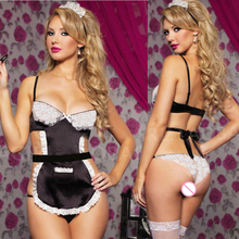 OXOSEXY Uniform temptation sexy lingerie hot Lace cute sexy Costume Cosplay French Maid erotic Lingerie Outfit Fancy Dress 716