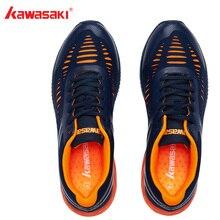 Оригинальные Кавасаки бадминтон обувь для мужчин и женщин Zapatillas Deportivas анти-скользкие Дышащие Беговые кроссовки K-855