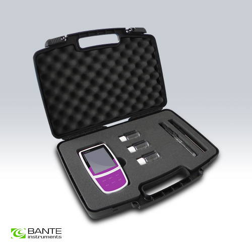 Brand BANTE Portable Copper ISE Meter Tester ion concentration analyzer USB to PC High Accuracy Quality