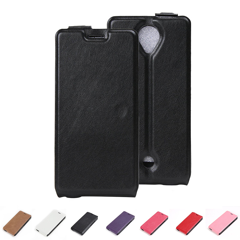 Fundas For BLU R1 HD Case 5.0 Inch New PU Leather Back Cover Case For BLU R1 HD Case Flip Protective Phone Bag Skin With Gift image