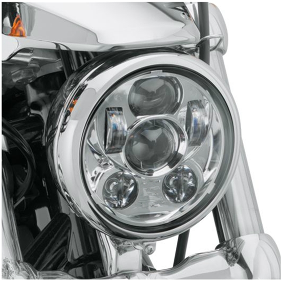 Free Shipping Project Harley Daymaker 5 75 inch LED Headlamp 5 3 4 inch Daymaker LED