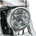 Free Shipping Project Harley Daymaker 5.75 inch LED Headlamp 5 3/4 inch Daymaker LED For Sportsters Headlight Kit