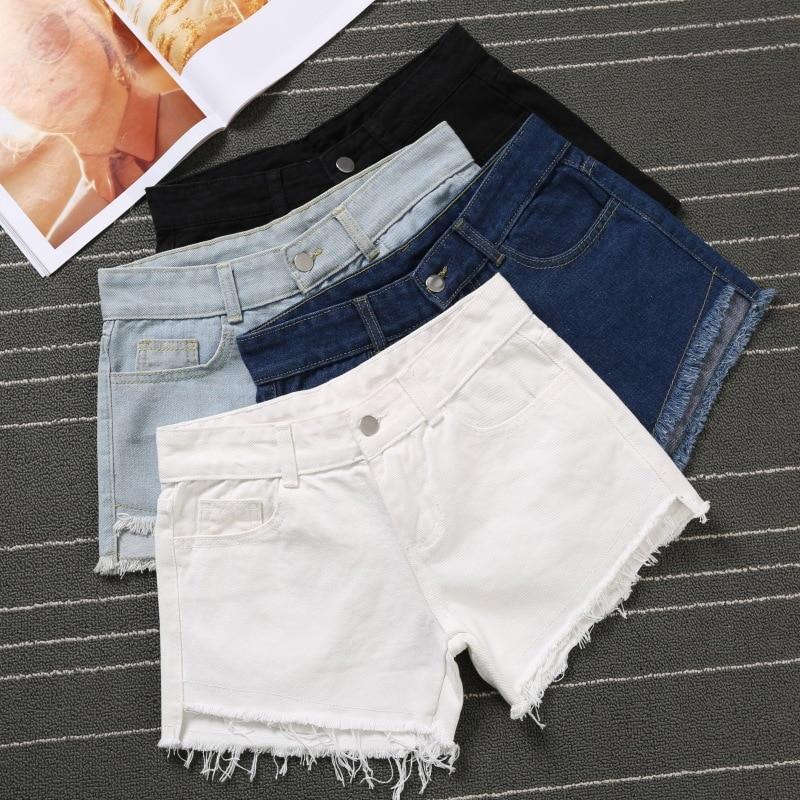 Online Get Cheap White Denim Shorts -Aliexpress.com | Alibaba Group