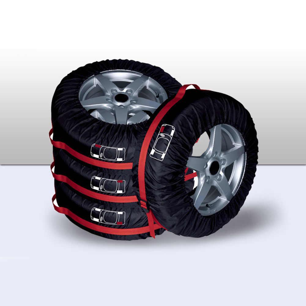 Protector de protección de neumáticos de repuesto para vehículo de coche nuevo Portátil Bolsa de almacenamiento duradero CSL2018