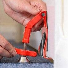 ISHOWTIENDA DoorJammer une serrure de porte Portable qui vous permet de verrouiller n'importe quel dispositif de sécurité Portable de Protection personnelle