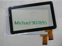 "Nuevo 10.1 ""Dragon touch VTC5010A07-FPC-1.0 a1x Tablet capacitiva pantalla táctil digitalizador del Sensor de Cristal Envío Gratis"