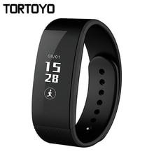U3 смарт пульсометр часы браслет умный браслет фитнес-трекер браслет шагомер для iphone android ios