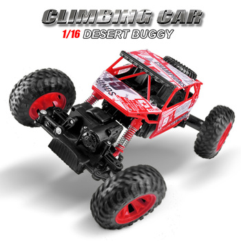 1:16 RC Car 4WD Drift Highspeed Climbing rc Remote Control Cars Four-wheel drive rc deformation Racing Model オフ ロード ラジコン カー