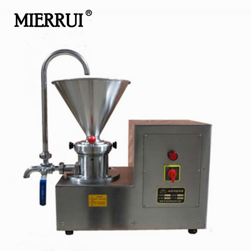 Commercial Peanut Butter Making Machine Peanut Butter Grinding Machine Peanut Butter Grinder Maker Machine Electric Colloid Mill udmj 150 grain butter making machine cereal butter maker with motor