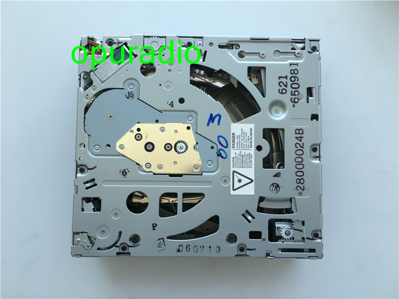 100 Brand New Mitsubbshi 6 CD mechanism changer loader for Chrysler 300C Subru XC90 XC60 S40