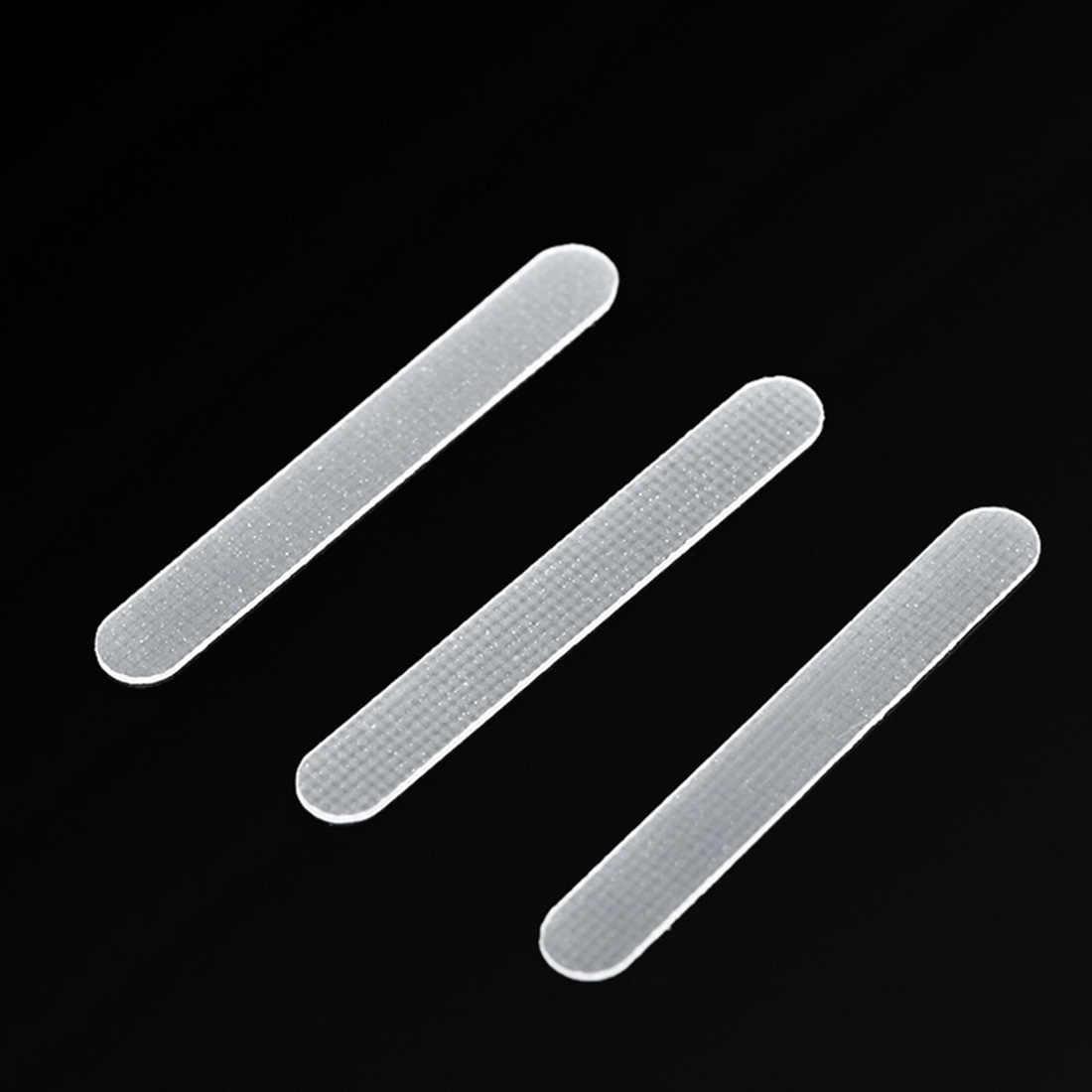 10 sztuk wrastające paznokieć narzędzie do korekcji wrastające Toe terapia na paznokcie elastyczna naszywka klip do prostowania Brace narzędzie do pedicure