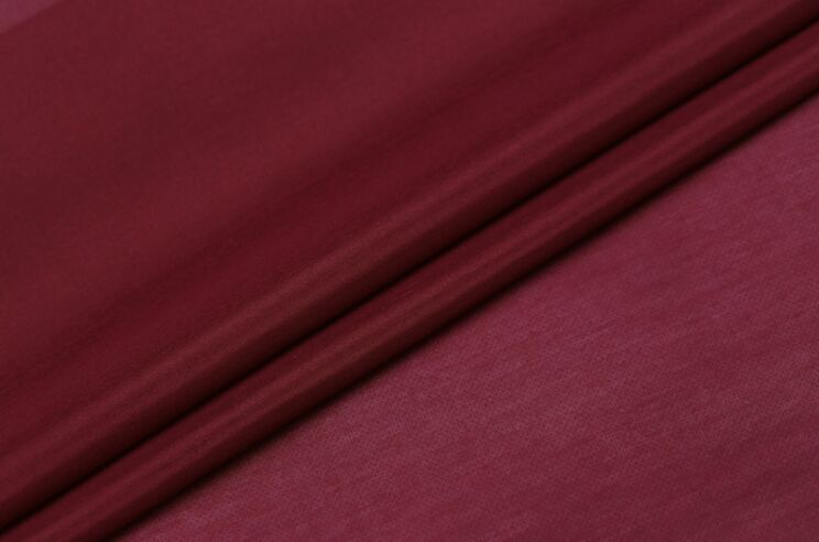 Howmay Silk Fabric Cotton Blend 9m M 55 140cm 50 Dark Red 76 For Lining Or Women S Dress Scarf Hijab In From Home Garden On