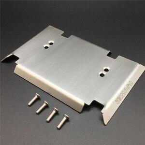 Image 3 - Полный комплект, металлические бронированные пластины, защитные наборы для 1/10 Gmade GOM GR01 RC Car OP Refit детали