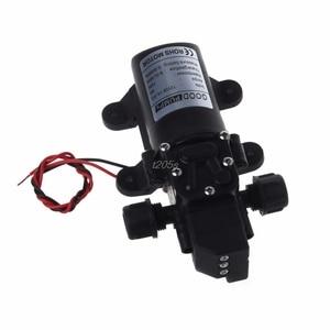 Image 3 - Dc 12v 70ワット130PSI 6L/分の水高圧ポンプ自吸式ポンプT12ドロップ船