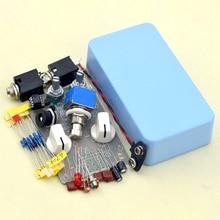 DIY Handmade Compressor effect pedal  kit guitar stompbox pedals Kit