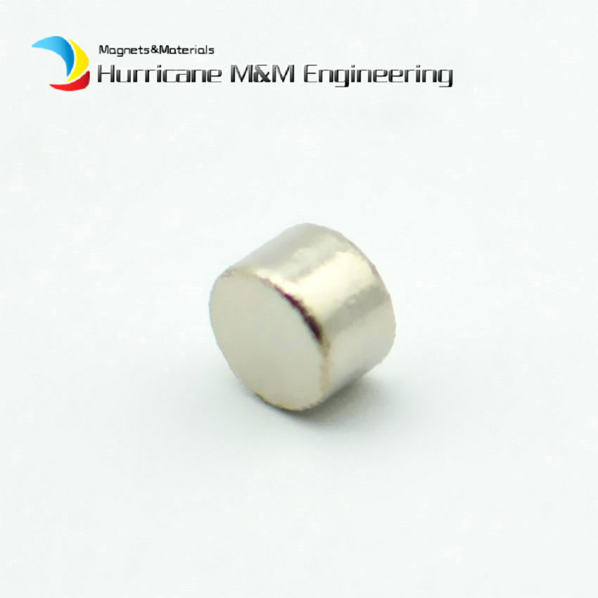100-2000pcs N42 Micro Disc Diameter 6x4 mm NdFeB Magnet Strong Neodymium Magnets Sensor Rare Earth Magnets Permanent Lab magnets ndfeb n42 magnet large disc od 100x10 mm with m10 countersunk hole 4 round strong neodymium permanent rare earth magnets