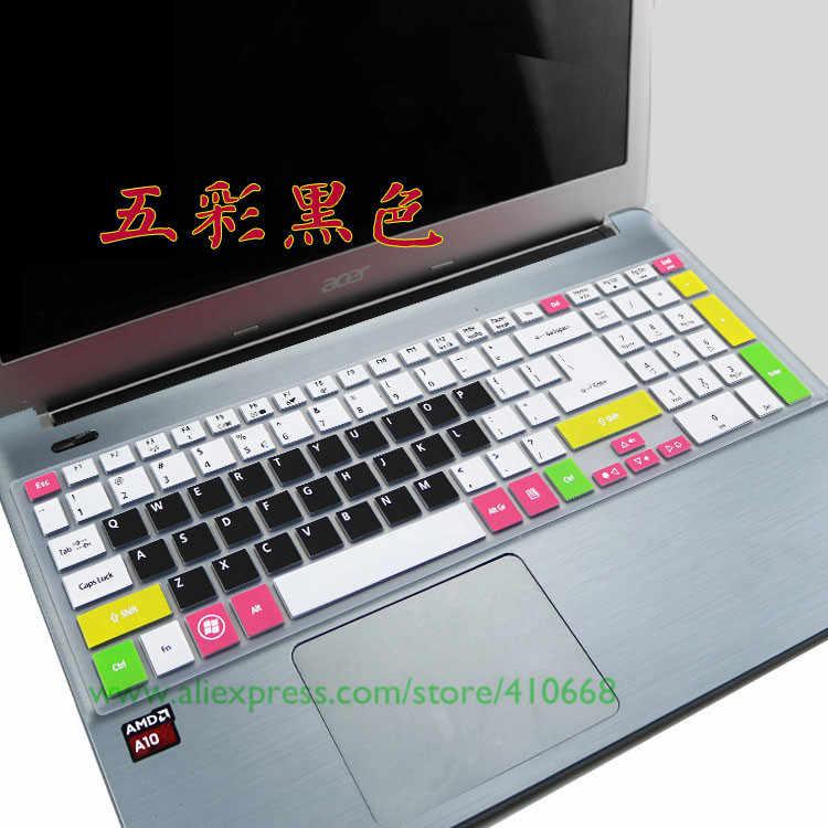Tampa do teclado do laptop película Protetora para Acer TravelMate P255 P273 P255-M P255-MG P273-M P273-MG P256 P276 P455 EX2510G