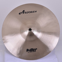 100% handmade Killer 10″ splash ,high quality  bronze cymbal for sale