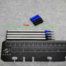 Good Quality  Best Design 0.5 mm series Crystal ballpoint pen refills  administrative business pen  Wholesale Price все цены
