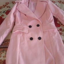 Mid-Long Woolen Coat