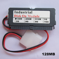 128MB DOM 40 PIN 40pins IDE Interface Disk ON Module Flash Disk Industrial