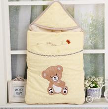 2017 d'été de Bébé sacs de couchage enveloppe pour bébé cocon wrap sleepsacks, saco de dormir par bebe utilisé comme une couverture et l'emmaillotage