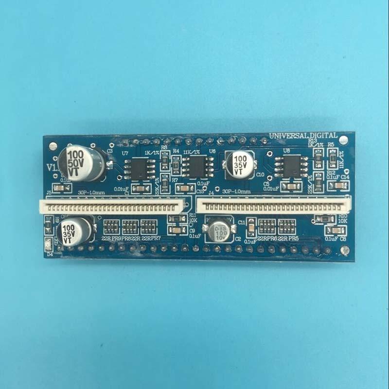 SPT 510 Печатная головка Соединительная плата для Seiko 510 1020 головка Zhongye Фаэтон Infiniti сольвентные принтеры SPT USB головка передающая плата