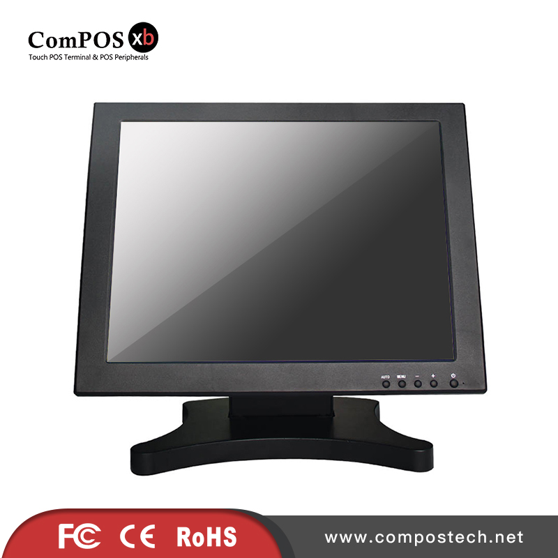 2017 15 Inch Resistive LCD Touch Screen Monitor With Base Stand TFT Touch Monitor 633863 001 for hp dm4 dm4 1160us dm4 1201tu dm4 1280la hm55 motherboard tested