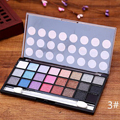 Fashion 24 Color Eye Shadow Makeup Cosmetic Shimmer Matte Eyeshadow Palette