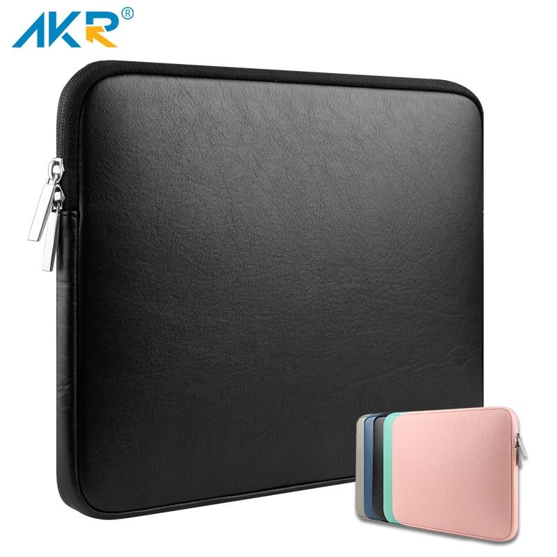 2017 Nieuw Laptop Sleeve hoesje voor Macbook Air 13 Pro Retina 11 12 - Notebook accessoires - Foto 1