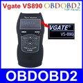 Новые VS890 Универсальный Автоматический Диагностический Сканер Vgate VS890 VS-890 OBD2 CAN-BUS Неисправность Автомобиля Код Читателя На Нескольких Языках