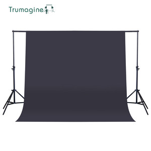 Image 5 - TRUMAGINE 160X200CM Photo Background Photography Backdrop Non Woven Green Photo Studio Shooting Chroma key Screen Solid Color