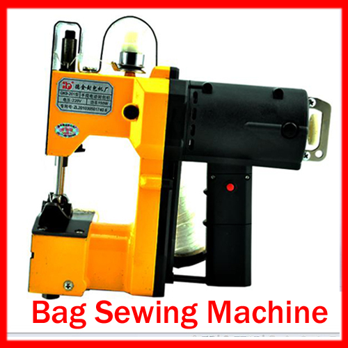 Gk9 201gun Type Portable Electric Sealing Machine Hand Bag Sewing Sealer Packer Woven Cer Sack Closer