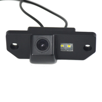 Free Shipping CCD 1 3 Car Rear View Camera Parking Back Reversing Camera For Ford Focus