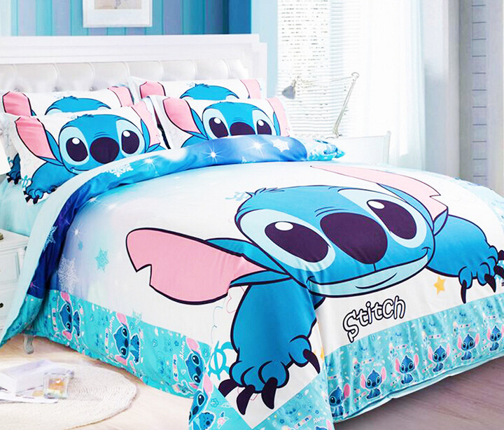 Blue Baby Girl Bedding
