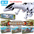 Children 's toys electric walking dinosaur Toys model luminous music simulation educational Toys