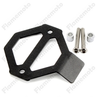 Motorcycle Parts Regulator Heat Sink Protector Guard Cover For 2008 2009 2010 2011 2012 BMW F800GS