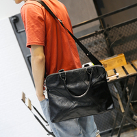 Fashionable Men S Noteboo K Business Bag Good Leather Computer Bag For Macbook Air 13Inch Notebbook